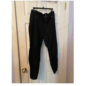 Torrid high waisted skinny jeans